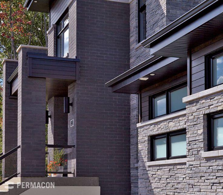 17 best ideas about brique et pierre on pinterest mur. Black Bedroom Furniture Sets. Home Design Ideas