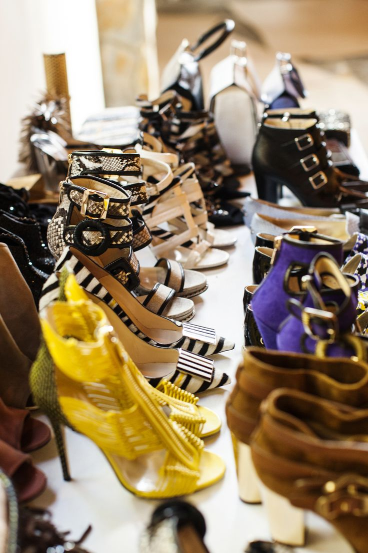 Jimmy Choo shoes from The Spring Summer 2015 collection