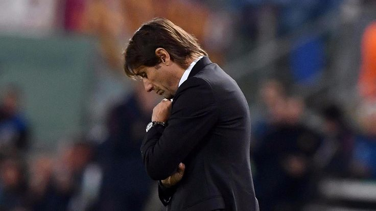 "Conte: Chelsea ""lacked everything"" in Roma loss"