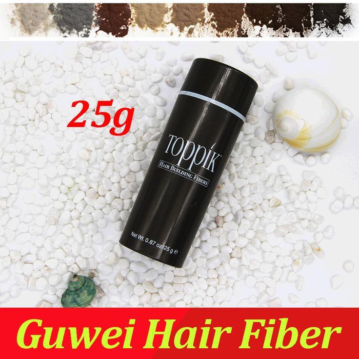 Toppik 25グラム髪ビル繊維粉末スプレーロック黒ダークブラウンmed茶色ライトブラウンブロンド9色