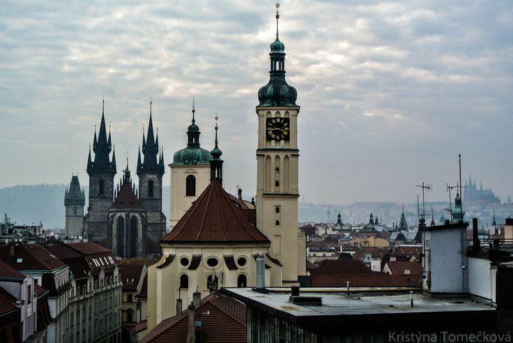 #Prague #views