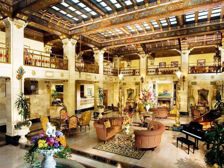The Davenport Hotel Spokane Wa Spokane Wa Pinterest