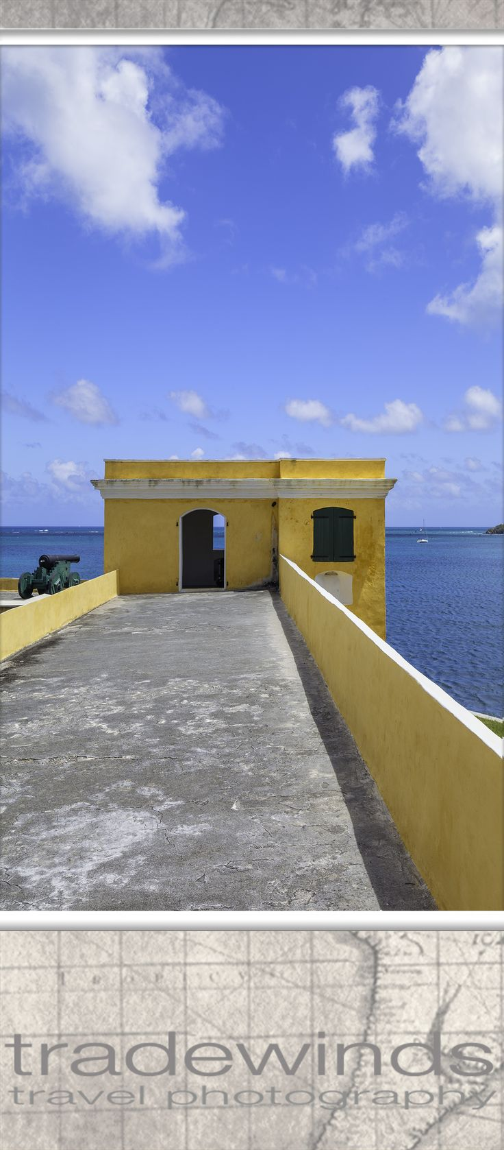 Fort Christiansvaern Christiansted St Croix USVI