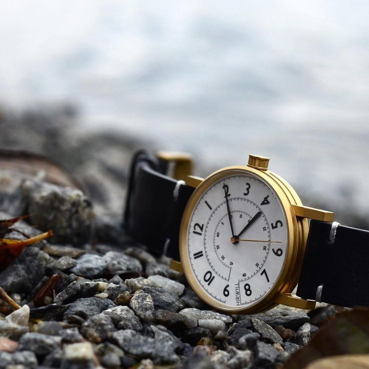 Hirwill 01 - Classic style watch