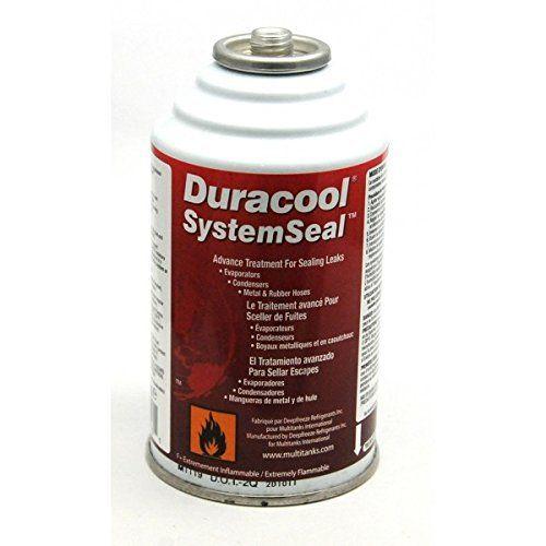 Duracool – DURACOOL SYSTEMSEAL: Duracool® SystemSeal colmate les fuites mineures à l'évaporateur, au condenseur et aux joints connectant…