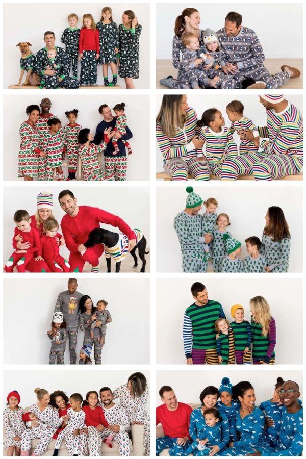 2018 Hanna Andersson Pajamas Holiday Matching Family Pajamas