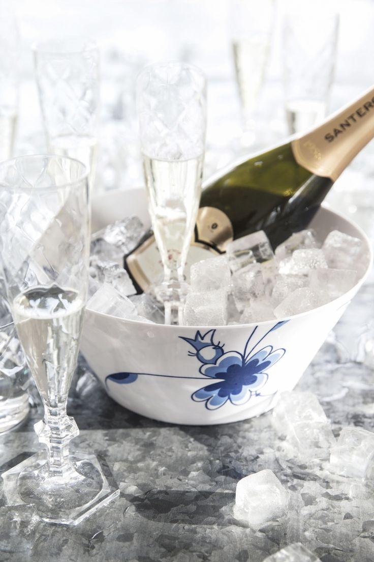 #Rikkitikki #Medusa #Copenhagen #Champagne #Bowl