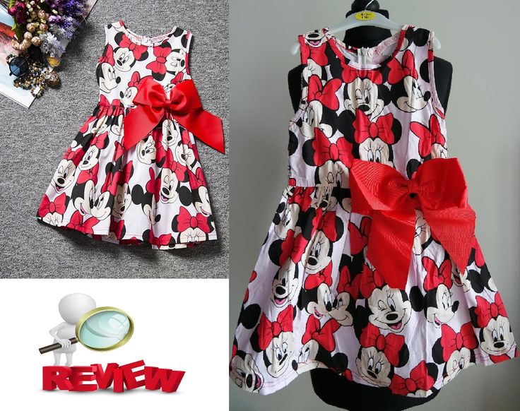 video review dress from china https://www.youtube.com/watch?v=vdujl5WUJmY  Cheap online shopping Haul minnie mouse Toddler Kids Baby Girls Princess...