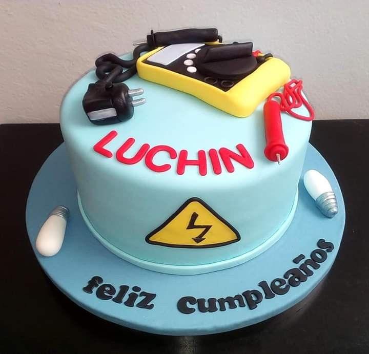 Torta De Electricista Tool Box Cake Cake Box Cake