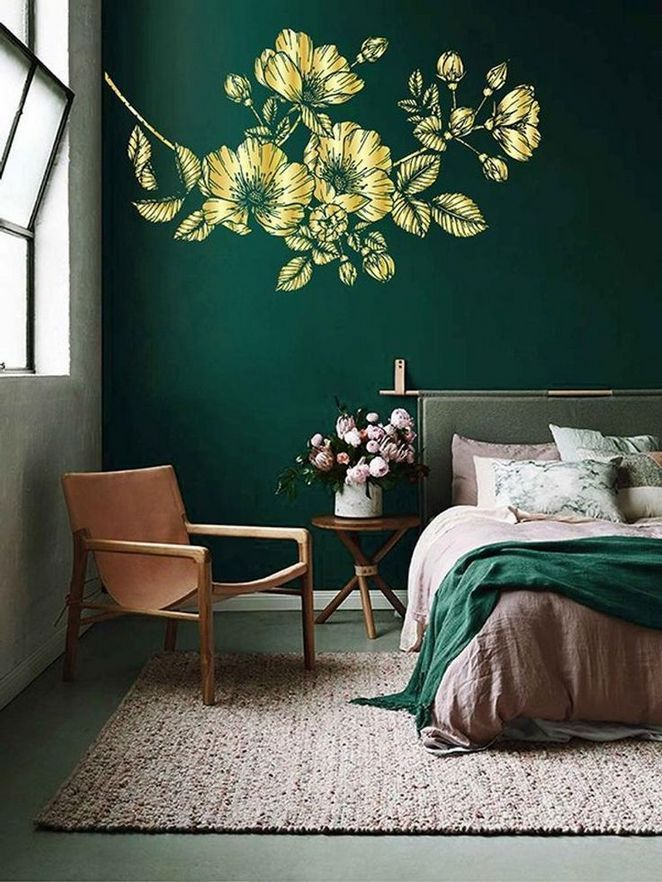 36 What Does Emerald Green Bedroom Mean 95 Inspiredeccor In 2020