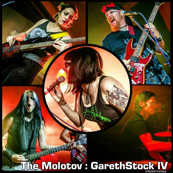 """Live at GarethStock IV, pics courtesy Adrian of #infectedmonkey . More pics at http://www.facebook.com/themolotov  #themolotov #photooftheday #picoftheday…"""