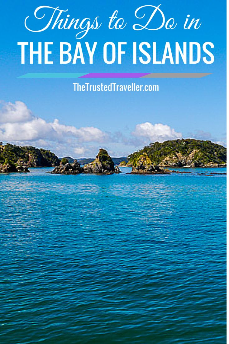 Bucket list for New Zealand - Things to Do in The Bay of Islands