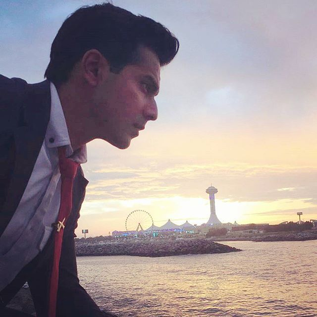 Varun Dhawan to leave Abu Dhabi today after completing the shooting of the movie there. It seems ...