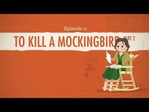 Race, Class, and Gender in To Kill a Mockingbird: Crash Course Literature 211 - YouTube -- COULD I LOVE JOHN GREEN ANY MORE?