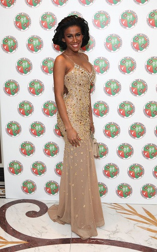 MoAnA at Didier Drogba Foundation Charity Ball