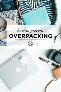 Effektiv packen finde ich sehr wichtig. Nichts ist schlimmer als vollgestopftes Gepäck. #Reisetipps