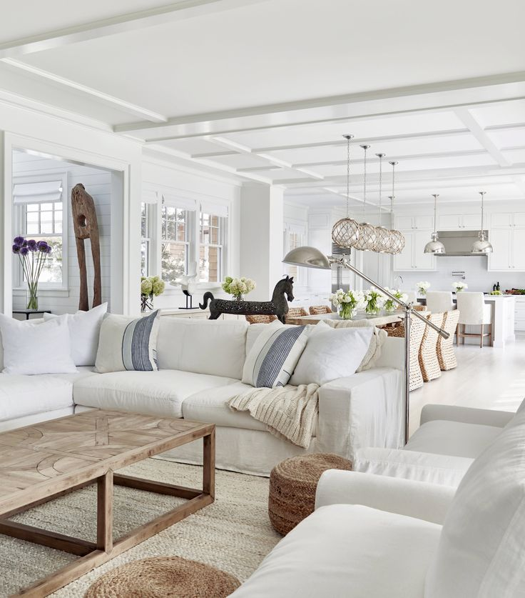 Casual feel and texture - brighter accents and accessories 07. Amagansett Beach House by Chango & Co.jpg