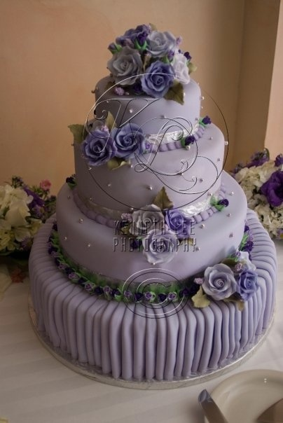 wedding cake designs lavender lavender wedding cake cakes beautiful cakes for the 22484