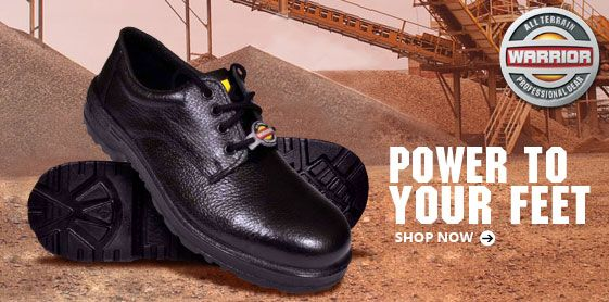 Check out safety shoes for men at best price at Liberty official store. Find and buy warrior safety shoes for industrial use.