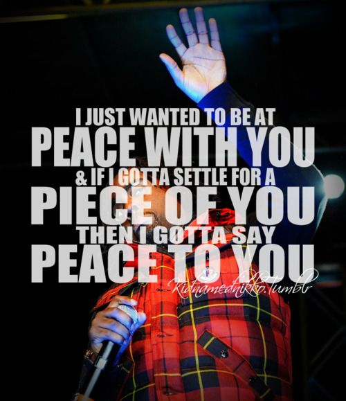 rapper, wale, sayings, quotes, peace, mind