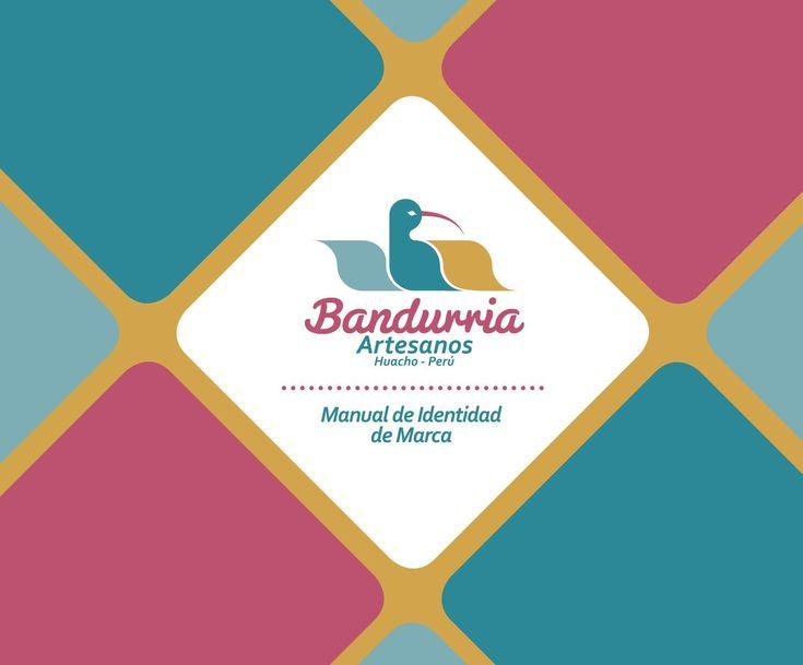 Manual de Identidad de Marca • Bandurria Artesanos