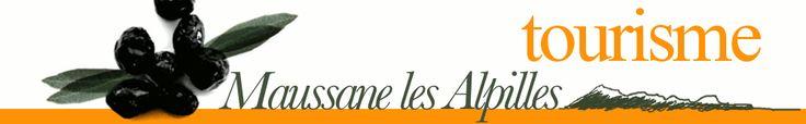Maussane Les Alpilles - Maison du Tourisme - Bouche du Rhône - Provence - France