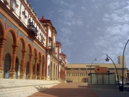 las 11 estaciones de tren más bonitas de España Estación de Jerez de la Frontera