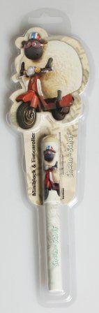 Miniblock - Tintenroller - Set Dickes Schaf auf Roller Ba... https://www.amazon.de/dp/B001UAUZFY/ref=cm_sw_r_pi_dp_x_DKGhybBB28R4V