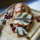 Kalkoenfilet met walnoten en cranberry's uit de oven - recept - okoko recepten