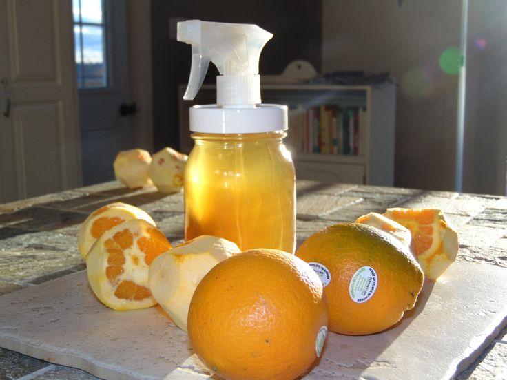 Comment faire un nettoyant tout usage sans produits chimiques.
