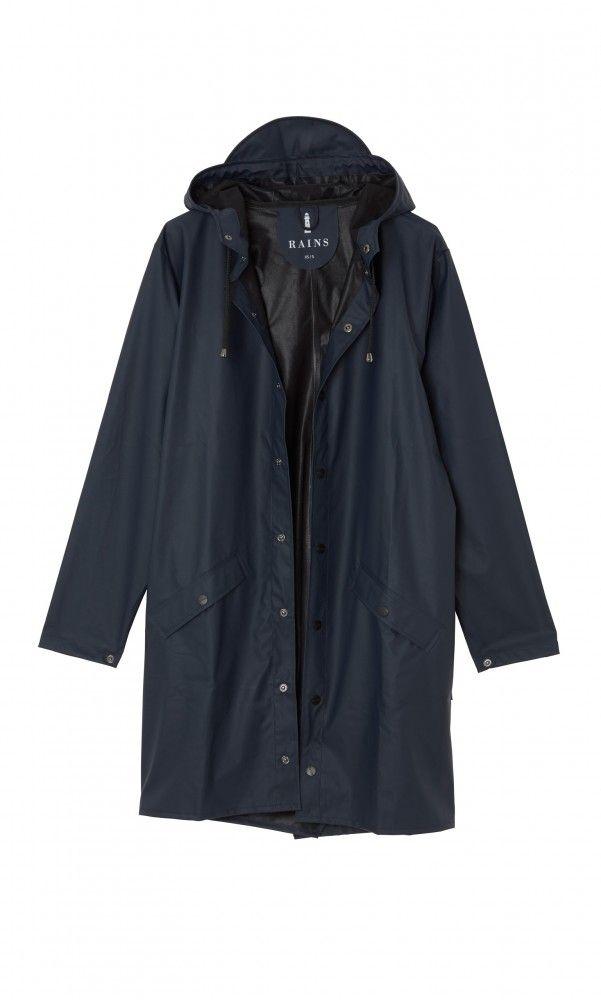 Long Raincoat | Rains