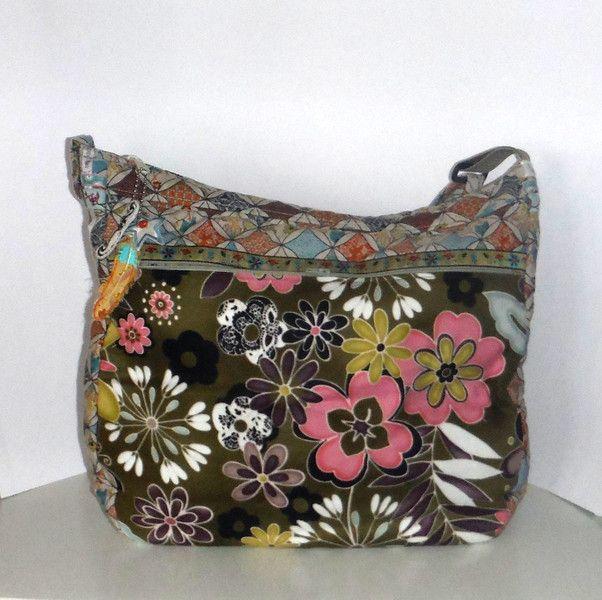 Schultertaschen - Schultertasche Weekender Kinderwagentasche Skippy - ein Designerstück von KiS-Ma bei DaWanda