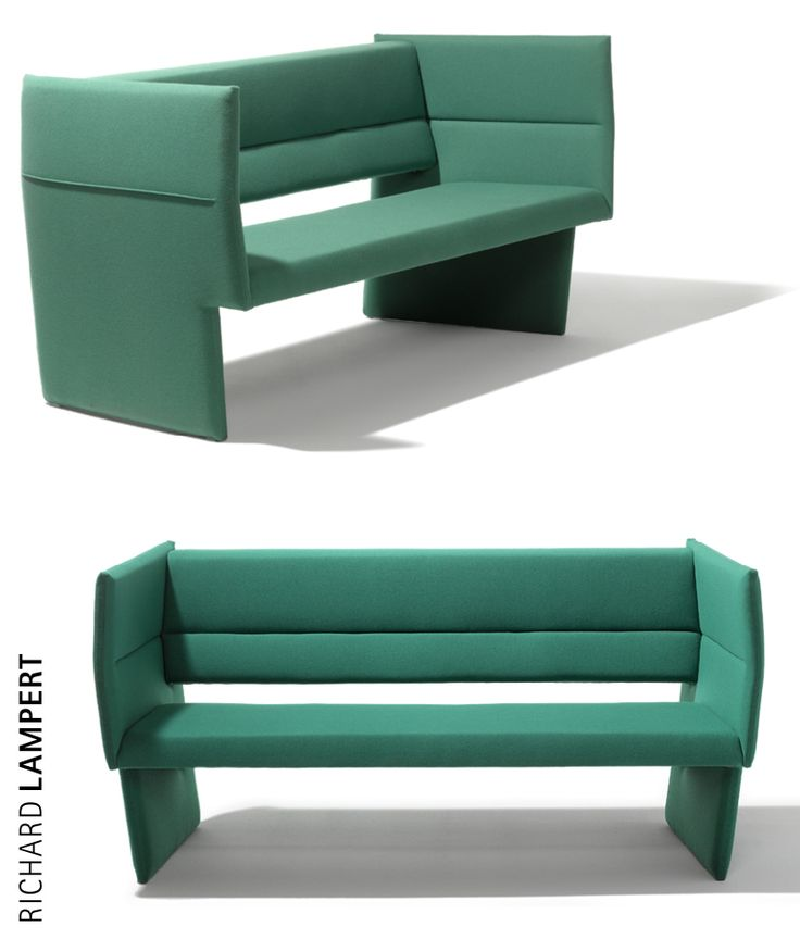 Ahead of time –  ›CUP‹ sofa by Eric Degenhardt
