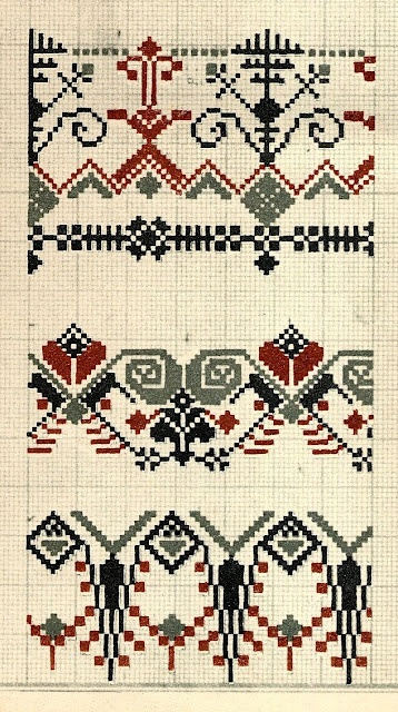 Latvian band designs
