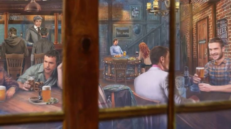 Before the angry spirit arrived, everything was just fine in the pub! There are all kinds of Hidden Object / Adventure / Puzzle puzzles in Spirit of Revenge: Florry's Well Collector's Edition.