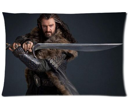 The Hobbit An Unexpected Journey Thorin Pillowcase  //Price: $28.97 & FREE Shipping //     #BilboBaggins #lordoftherings #LOTR #thehobbit #hobbit #ExtendedEdition #Tolkien #Sauron #Smeagle #Frodo #myprecious #erebor # gandalfthegrey #filixkili #thehobbitanunexpectedjourney #radagastthebrown #theonering