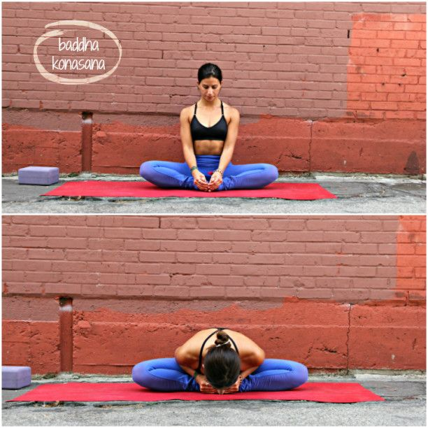 These are 7 beginner yoga poses that you can do at home everyday to increase flexibility. These stretch your hamstrings, hips, chest, shoulders and more!