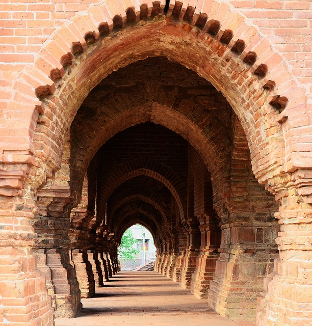 Terracotta Temple , Bishnupur, West Bengal, INDIA