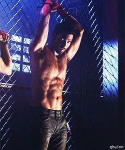 peter hale shirtless | Okay, Peter was shirtless too and it was wonderful. I can't have ...