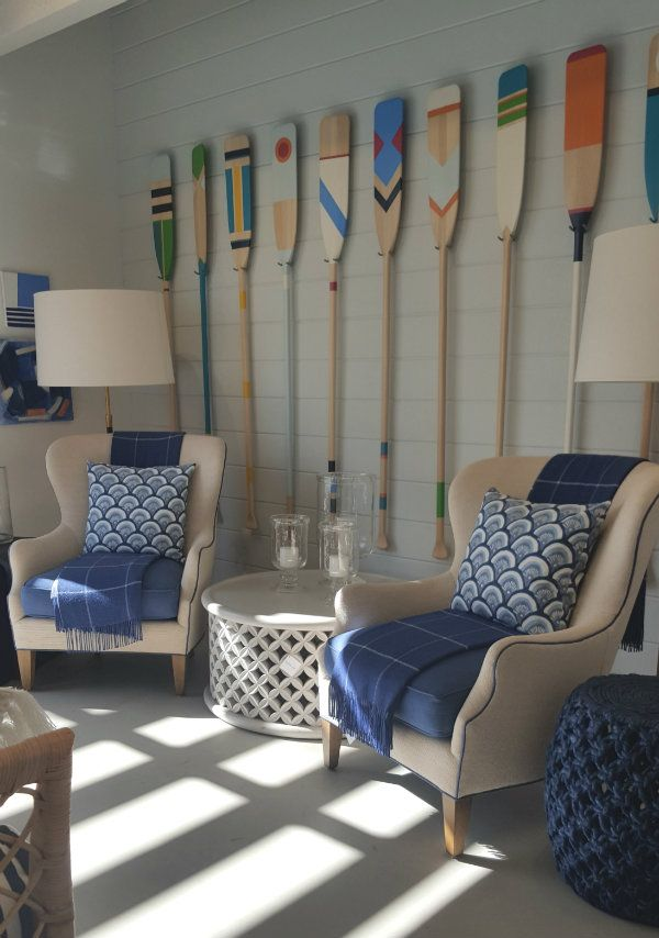 My new favorite store Serena & Lily has opened in Newport Beach and I'm in love! They carry gorgeous signature fabrics, wallpapers, rugs and more and are known for their fresh colors, patterns and casual California style.