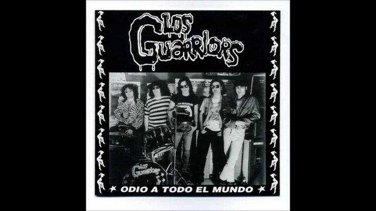 Los Guarriors - Odio a todo el mundo