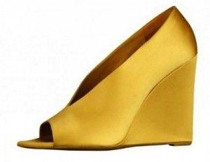 Chaussures Burberry Prorsum automne hiver 2013 2014