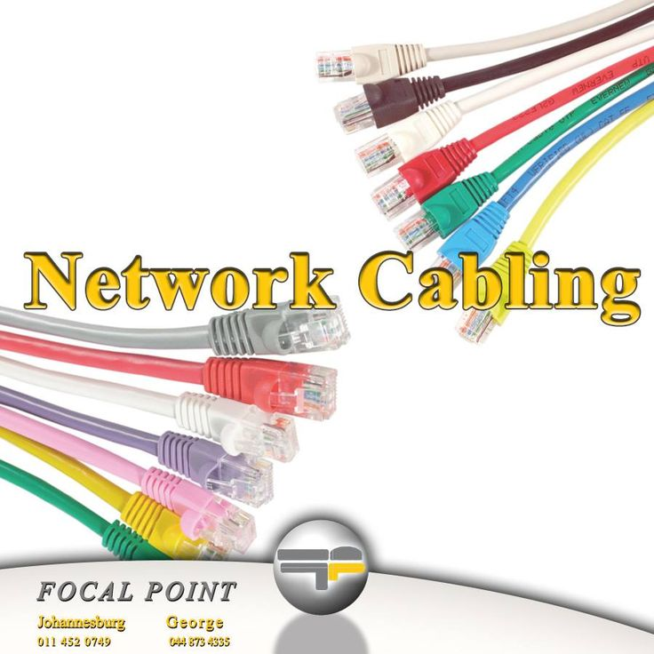 We offer a variety of corporate and domestic cabling services to improve your networking systems, give us a call and we will gladly assist you. #technology #cabling #itsolutions