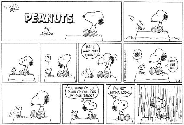 snoopy political comics   peanuts-1994-128.gif