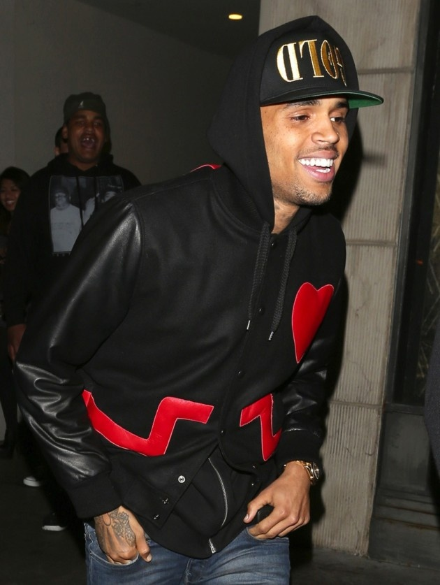 Chris Brown: Justin Bieber and I Go Through Same Struggles as Great Artists