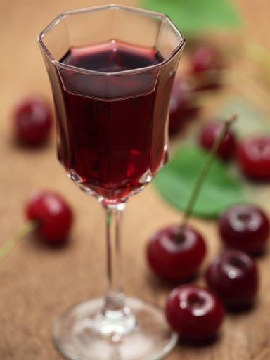 Vin de cerises : Recette de Vin de cerises - Marmiton