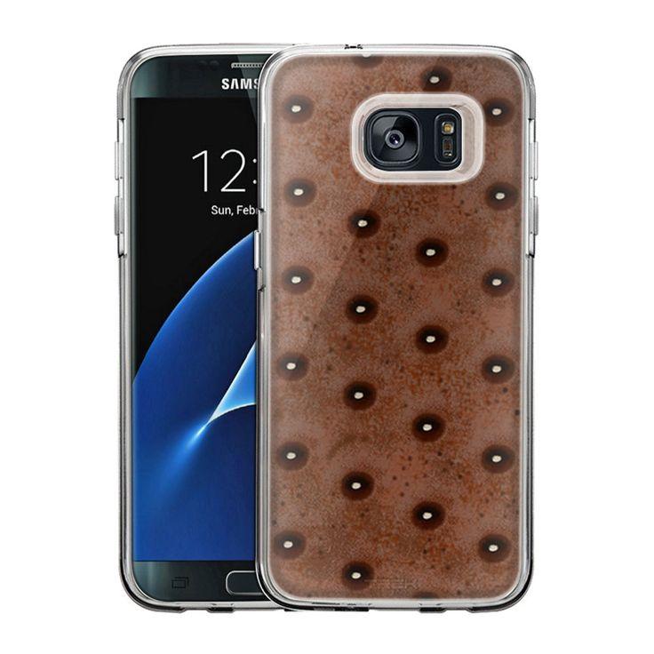 Samsung Galaxy S7 Edge Ice Cream Sandwich Slim Case
