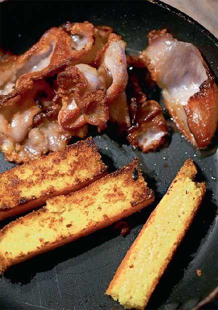 frying pan cornbread River Cottage Baking recipes: international breads - Telegraph