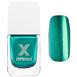 Prism- Mermaid Green Pearl from Sephora: Formula X For Sephora : New Classics : nail-polish-nail-lacquer #sephorasweeps