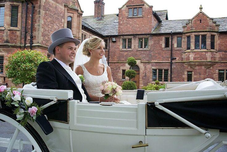 Colshaw Hall wedding venue in Cheshire